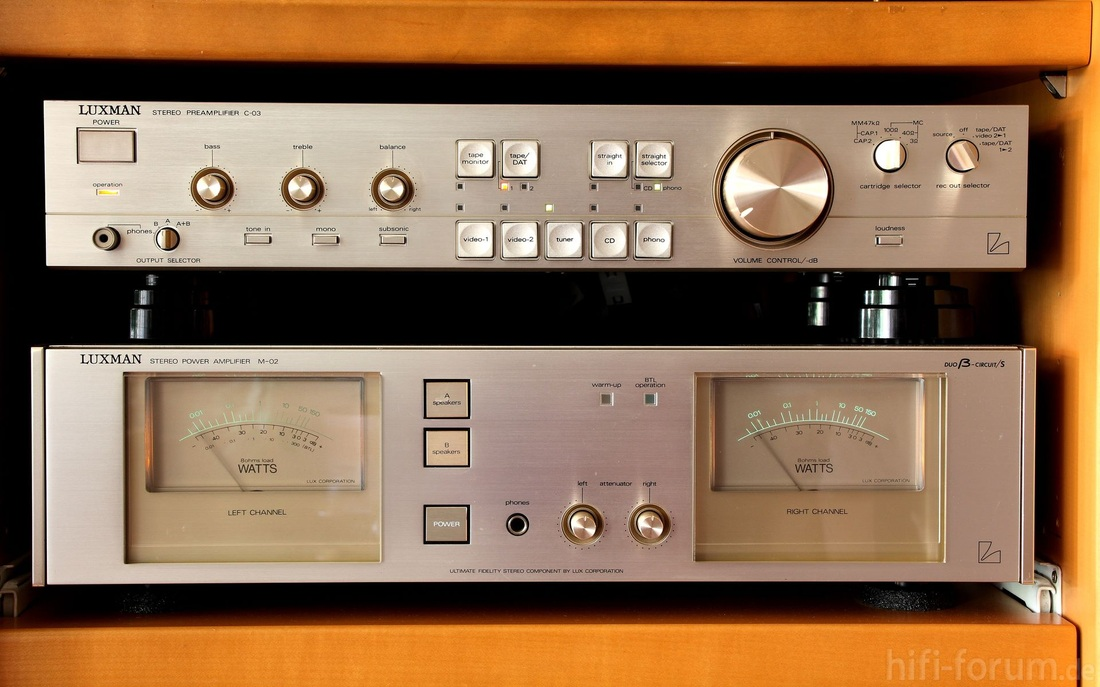 Vintage HIFI Audio From Around The World - Audio Classic